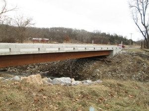 High Point Lane Bridge, Boone County, MO